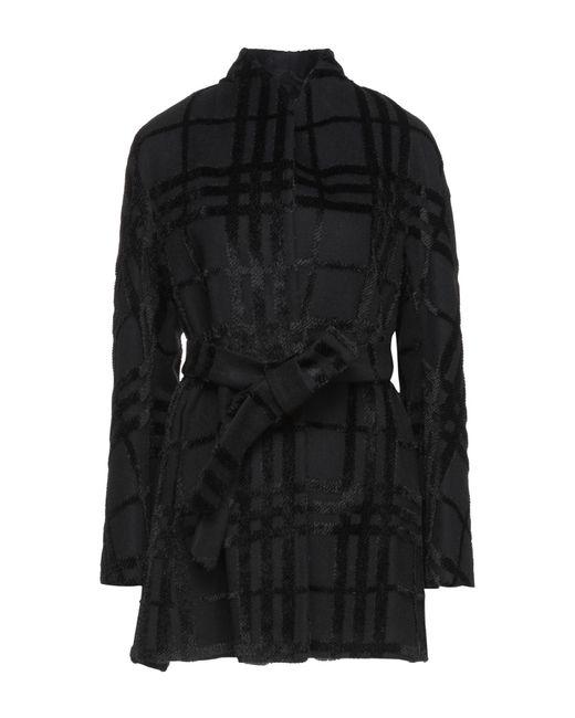 Cappotto di Alessandro Dell'acqua in Black