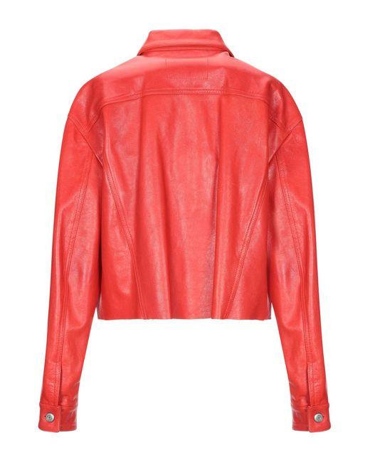 Cazadora Golden Goose Deluxe Brand de color Red