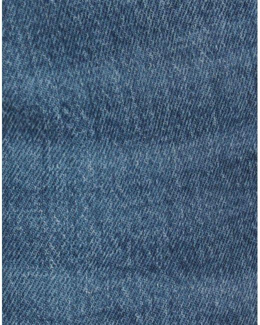 Pantalon en jean MiH Jeans en coloris Blue