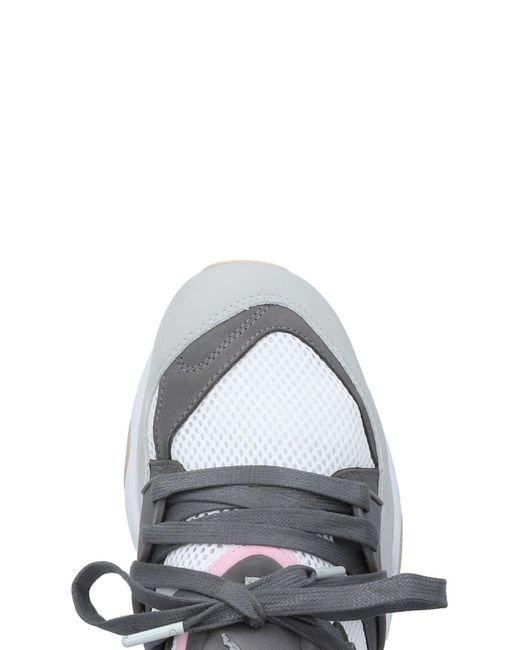 PUMA Gray Low-tops & Sneakers for men