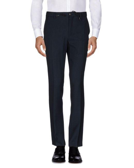 Scotch & Soda - Blue Casual Trouser for Men - Lyst