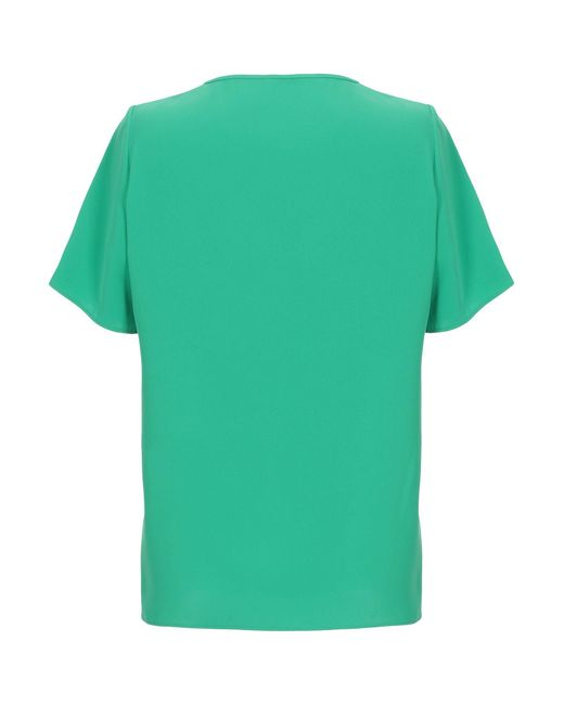 P.A.R.O.S.H. Green Bluse