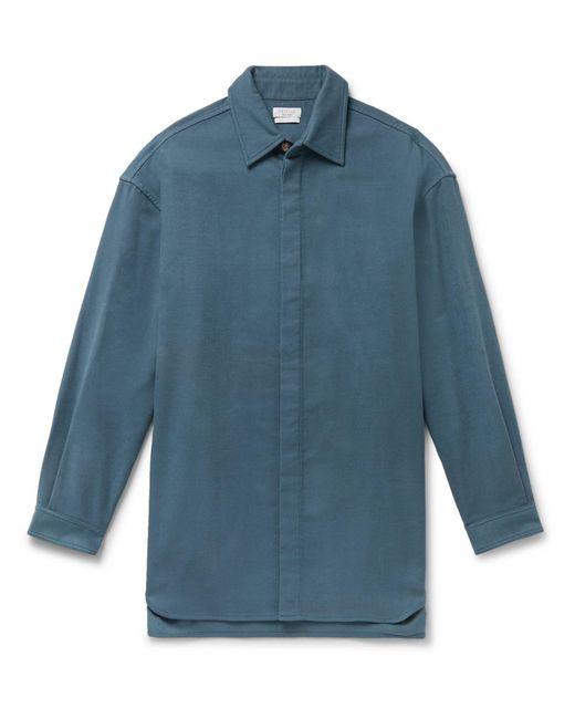 Camicia di Deveaux in Blue da Uomo