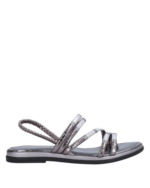 Cromia Metallic Sandale