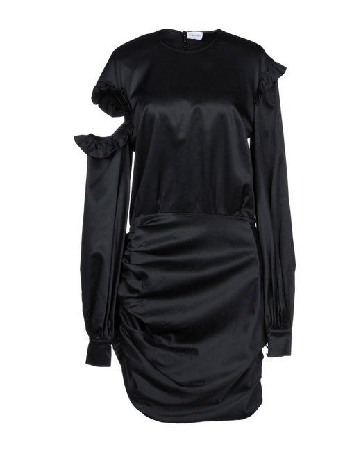 Vestito al ginocchio di Magda Butrym in Black