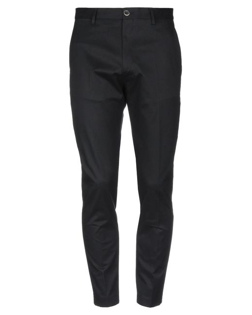 Low Brand Black Casual Trouser for men