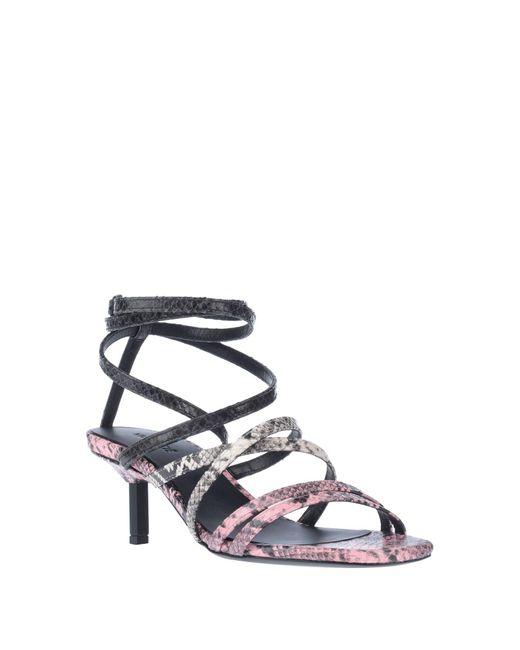 Sandales Vic Matié en coloris Pink