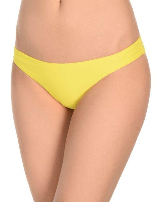 Slip de bain DSquared² en coloris Yellow