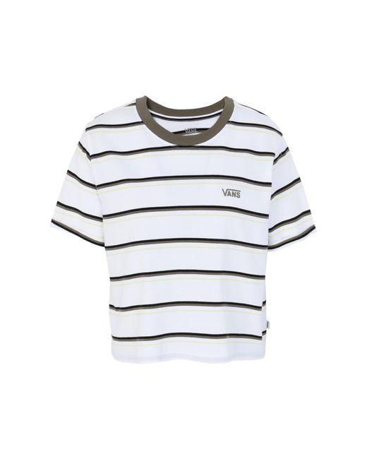 Vans White T-shirt