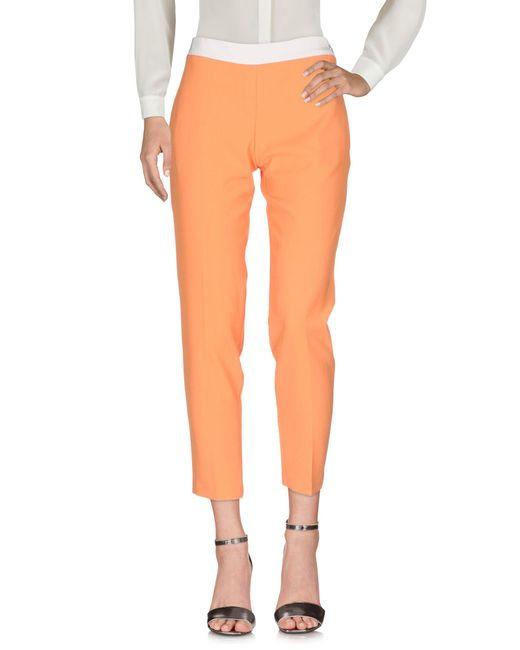 Pinko Orange Hose