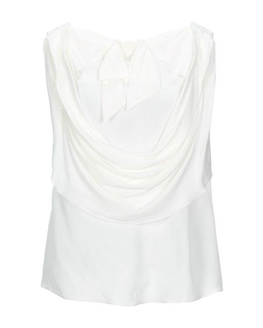 Top Prada de color White