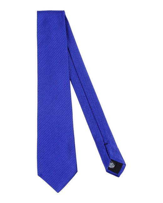 Mp Massimo Piombo - Blue Tie for Men - Lyst