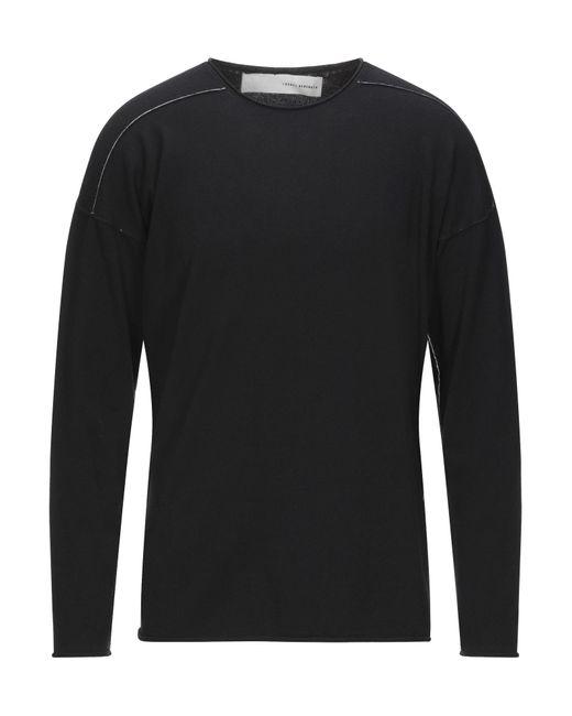 Pullover Isabel Benenato pour homme en coloris Black