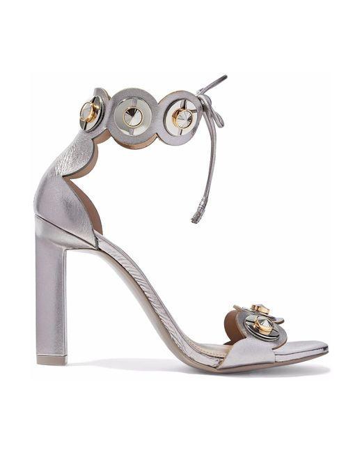 MERCEDES CASTILLO Multicolor Sandals