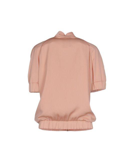 Blouson Pinko en coloris Pink