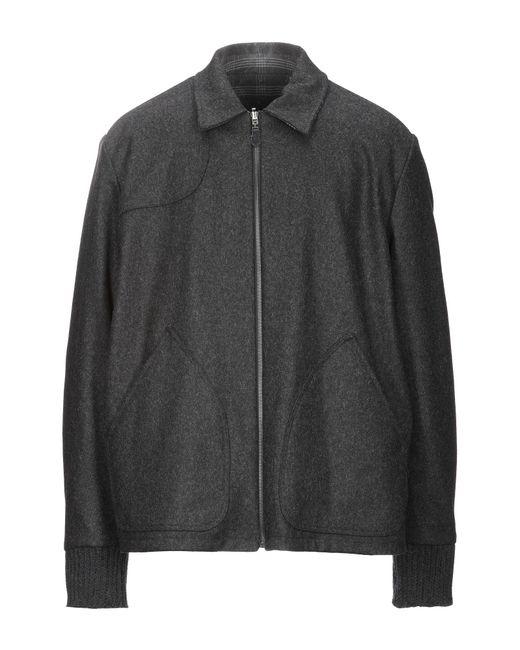 Obvious Basic Mantel in Gray für Herren