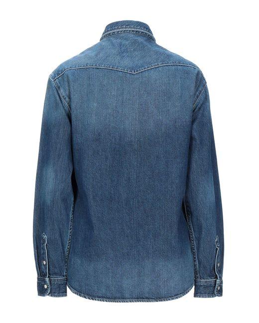 Camicia jeans di Pepe Jeans in Blue
