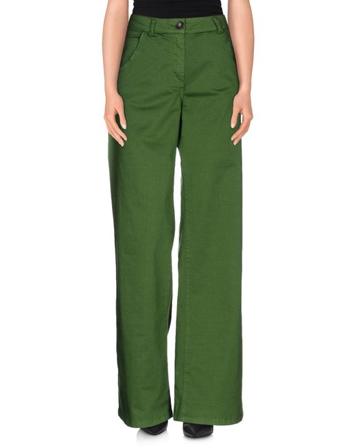 Jucca - Green Casual Pants - Lyst
