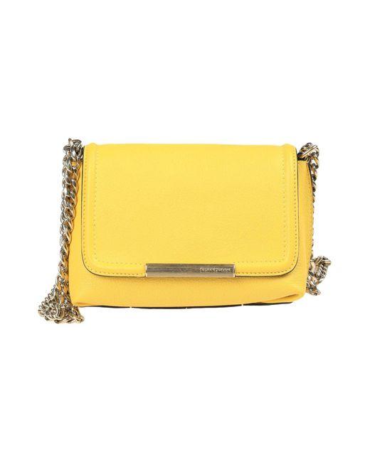 Emilio Pucci Yellow Shoulder Bag