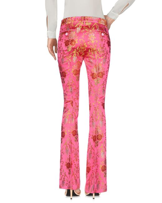 Femme By Michele Rossi Multicolor Casual Pants