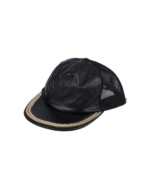 Moschino - Black Hats - Lyst