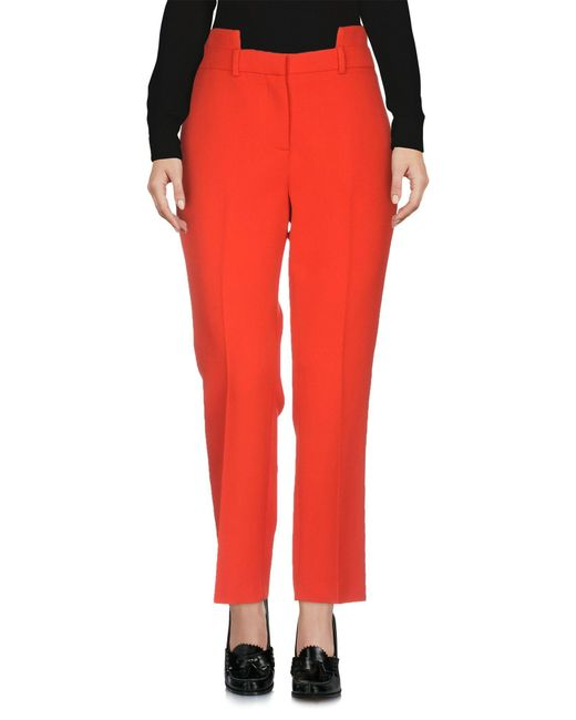 Pantalone di Givenchy in Red