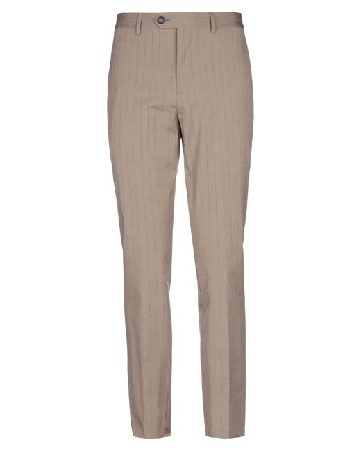 Brunello Cucinelli Natural Casual Trouser for men