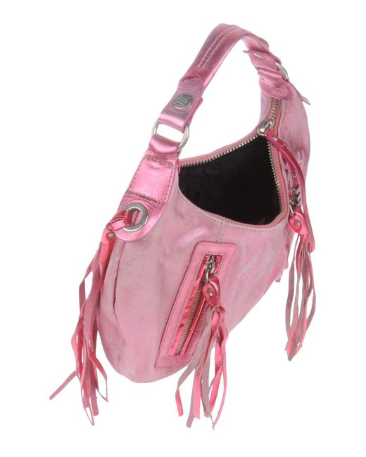 ... Hogan - Pink Handbags - Lyst 8285442253d8d