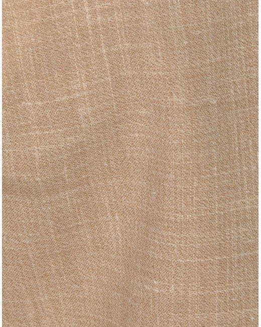 PT01 Pantalon homme de coloris neutre