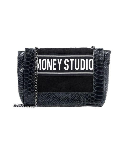 Studio Moda Black Cross-body Bag