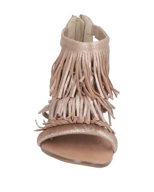 Sandales Steve Madden en coloris Brown