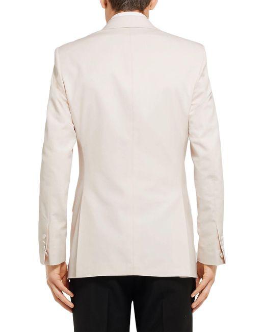 Favourbrook White Suit Jacket for men