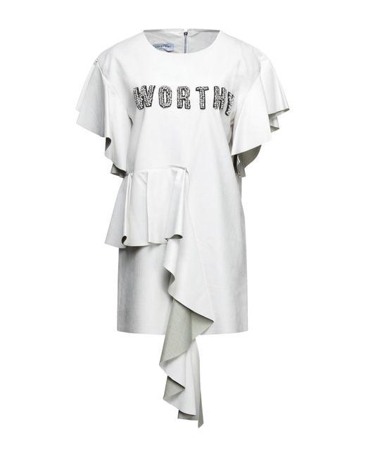 Vestito corto di Odi Et Amo in White