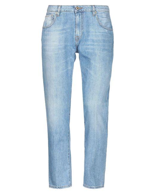 TRUE NYC Blue Denim Trousers