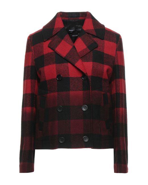 Cappotto di Department 5 in Red