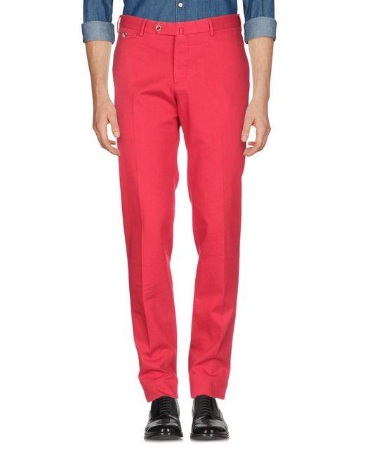 PT Torino Hose in Red für Herren