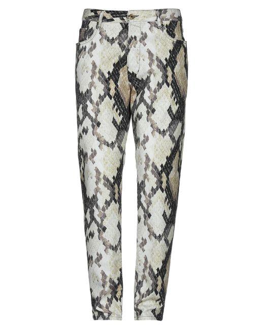 Pantalon en jean Just Cavalli pour homme en coloris Natural