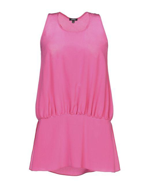 Aspesi Pink Top