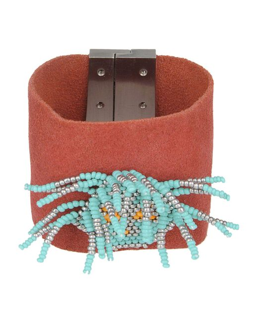 Hipanema   Red Bracelet   Lyst