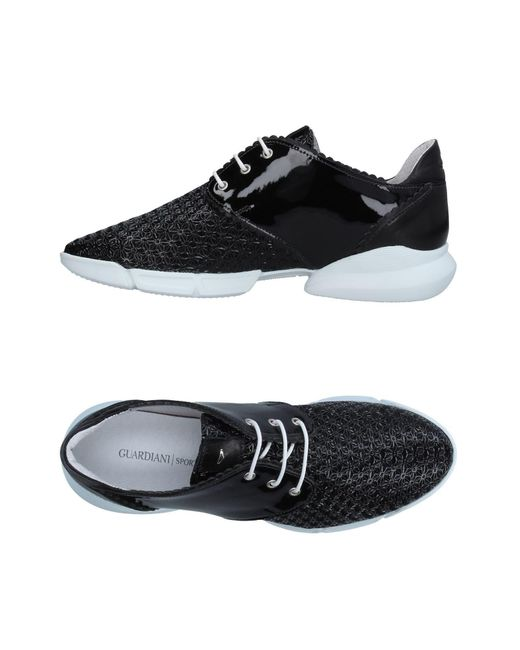 Alberto Guardiani Black Low-tops & Sneakers