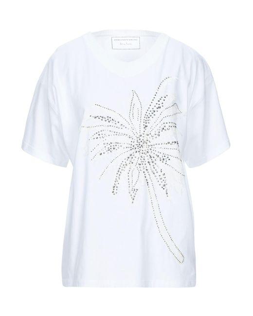 Ermanno Scervino White T-shirt