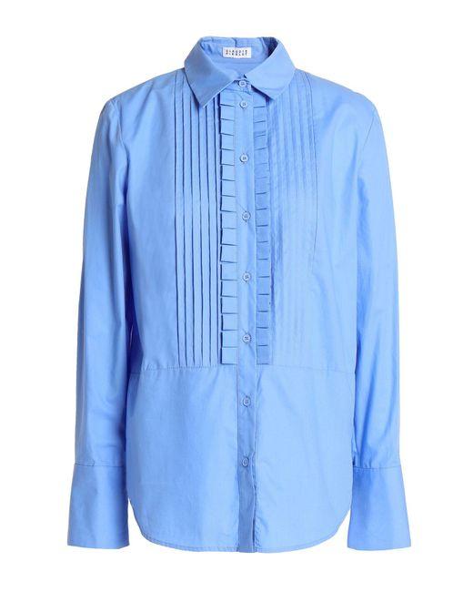 Claudie Pierlot Blue Shirt