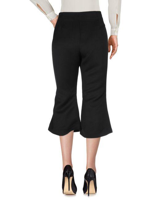 Paper London Pantalon femme de coloris noir uKKa9