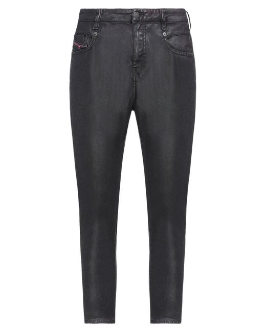 Pantaloni jeans di DIESEL in Black