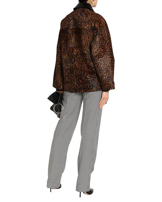 Cappotto di Isabel Marant in Multicolor