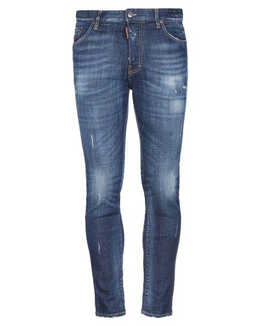 DSquared² Jeanshose in Blue für Herren