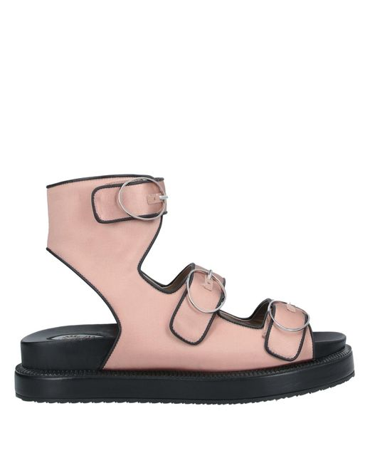 Paula Cademartori Pink Sandals