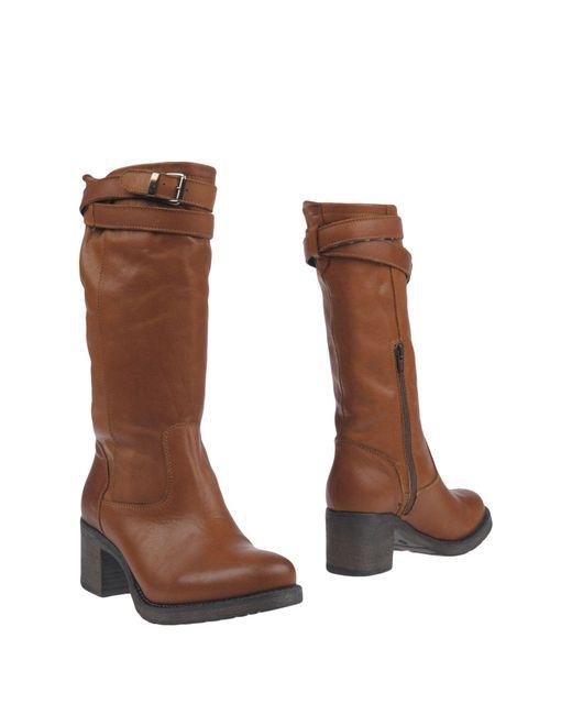 Nannini | Brown Boots | Lyst