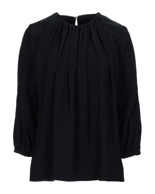 Rochas Blusa de mujer de color negro