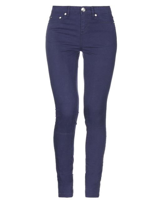 MAX&Co. Blue Casual Trouser